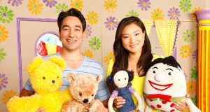 Alex Papps and Michelle Lim Davidson will present Play School live with Big Ted, Little Ted, Jemima and Humpty.
