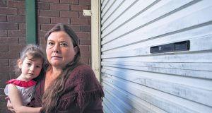 Tash Thornton and daughter Krystal were victims of a spate of burglaries in Camillo and Kelmscott over August. Photograph – Matt Devlin.