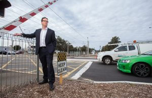Canning by-election candidate Matt Keogh may contest the new seat of Burt at next year's federal election. Photograph — Matt Devlin.