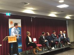 The Australian solar council held a forum between candidates about solar power in Mandurah on the weekend.