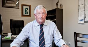 Serpentine Jarrahdale shire president Keith Ellis is in the spotlight again over his facebook posts.