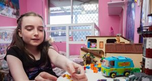 Alyssa Bolger, 10, was named this year's little telethon star and is keen to share what life is like with autism.