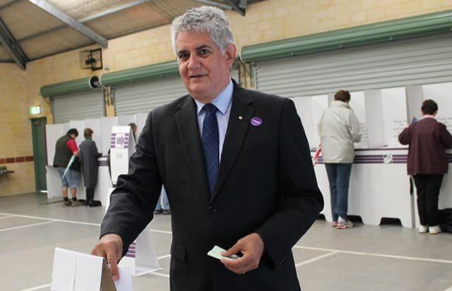Member for Hasluck Ken Wyatt.