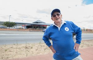 Byford resident Athol Wigg has seen the Shire of Serpentine Jarrahdale change dramatically over the years and hopes volunteering will stay the same. Photograph — Matt Devlin.