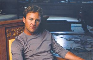 Brian Krause has been sober for a year. He will be in Perth for Supanova next month.