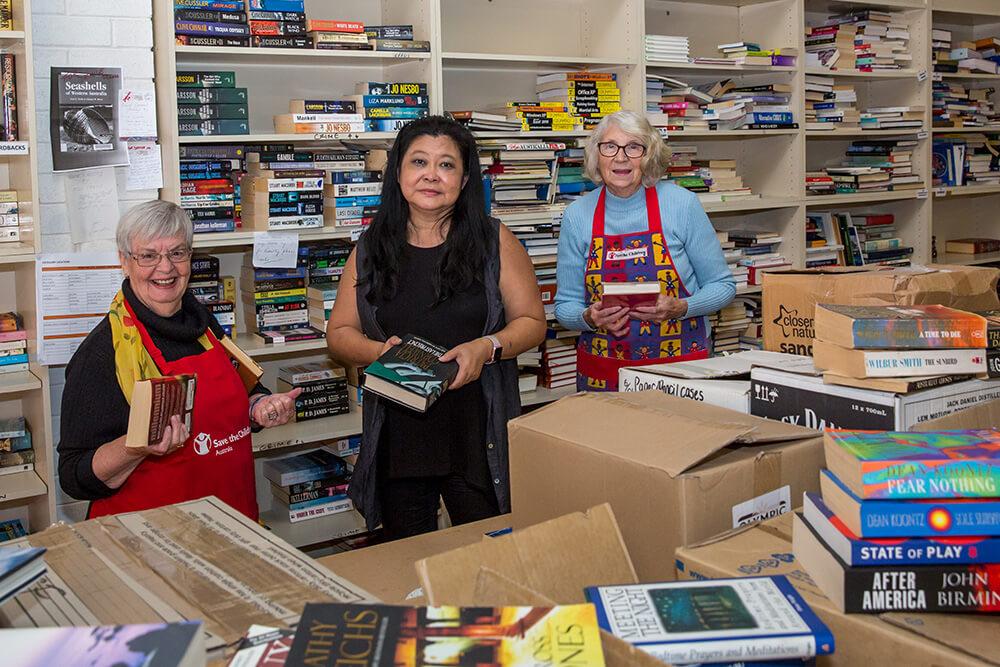 Massive Book Sale Will Help Save The Children