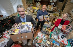 Giant Book Sale to support Starick Services