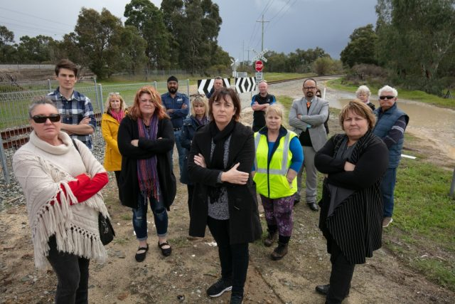 GOS Kenwick sewer residents