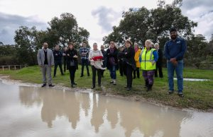 Kenwick sewerage demand action
