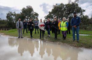 Kenwick sewerage demand action